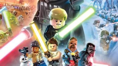Confira a arte principal de LEGO Star Wars: The Skywalker Saga