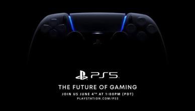 """Sony anuncia """"The Future of Gaming"""" apresentando jogos do PS5"""