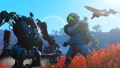 No Man's Sky estará no Xbox Game Pass em junho para One e PC