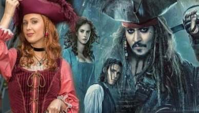 Reboot de Piratas do Caribe: Disney busca protagonista feminina