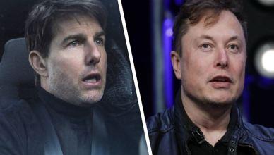 Tom Cruise e SpaceX de Elon Musk planejam filme no espaço