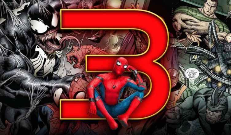 'Homem-Aranha 3' de Tom Holland pode ser filmado em setembro