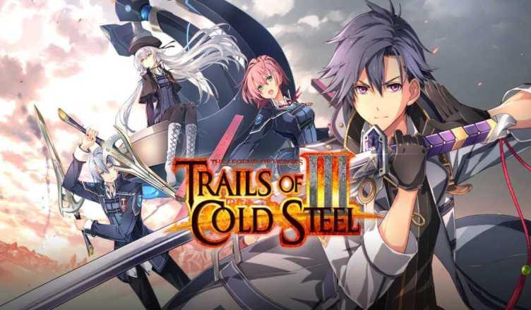 Nis America anuncia 'Trails of Cold Steel III' no Nintendo Switch