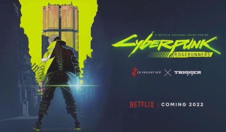 "Netflix anuncia ""Cyberpunk: Edgerunners"" animação baseada em Cyberpunk 2077"