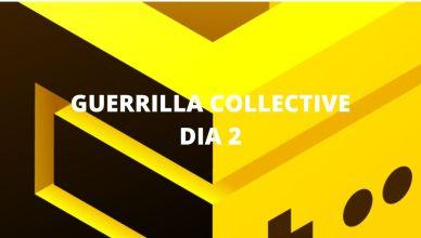 Acompanhe o segundo dia do Guerrilla Collective com gameplay de jogos