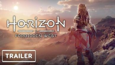 Horizon Zero Dawn 2 Forbidden West é revelado para PS5
