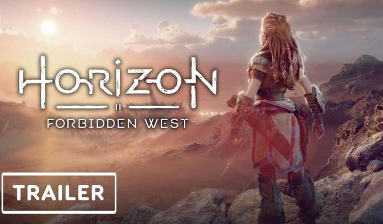 Horizon Zero Dawn 2 Forbidden West é revelado para PS5