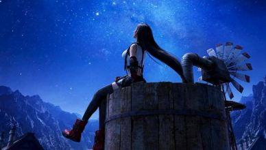 Ama Tifa? Pegue o tema grátis na PlayStation Store de Final Fantasy VII