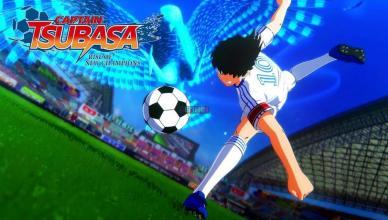 'Captain Tsubasa: Rise of New Champions' novas informações sobre o jogo que chega em agosto