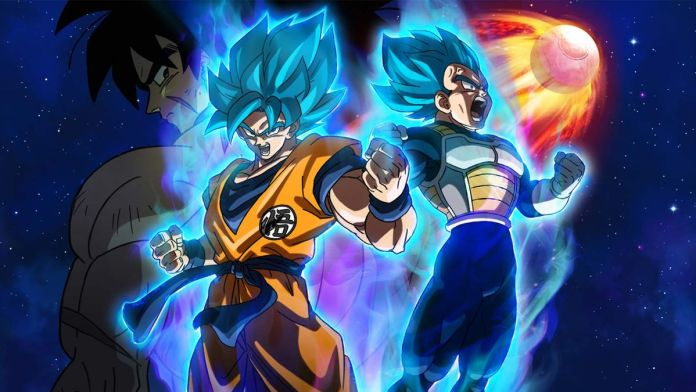 Super Dragon Ball: Desenho de 'gogeta' é divulgado , confira!