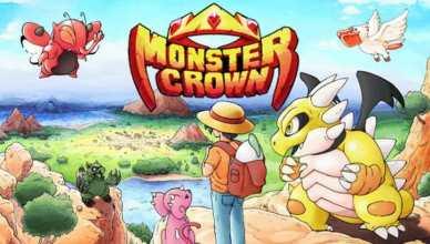 Monster Crown chegará a Steam Early Acess amanhã