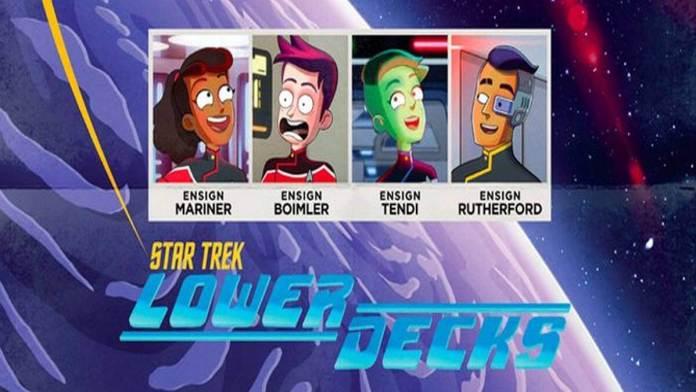 Comic-Con @Home: Série animada