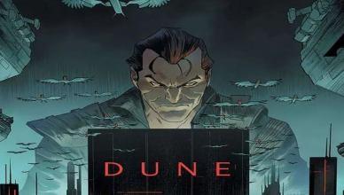 """Primeiras imagens de Quadrinho Prequel de """"Dune"""""""