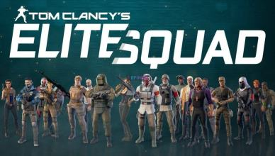 Tom Clancy Game, Elite Squad, recebe novo trailer na Ubisoft Forward