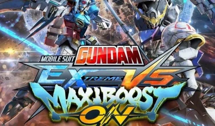 Modo Single-Player de Mobile Suit Gundam Extreme Vs. Maxiboost ON é anunciado!