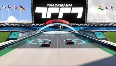 Ubisoft anuncia Trackmania , já disponível na Epic Games e Uplay.