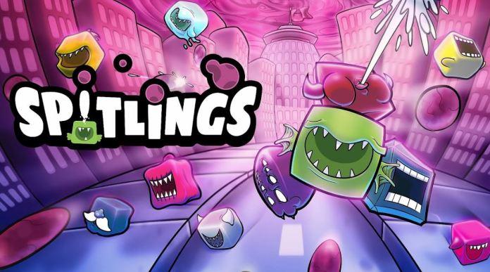 Primeiras impressões de Spitlings, criaturas gosmentas no Switch