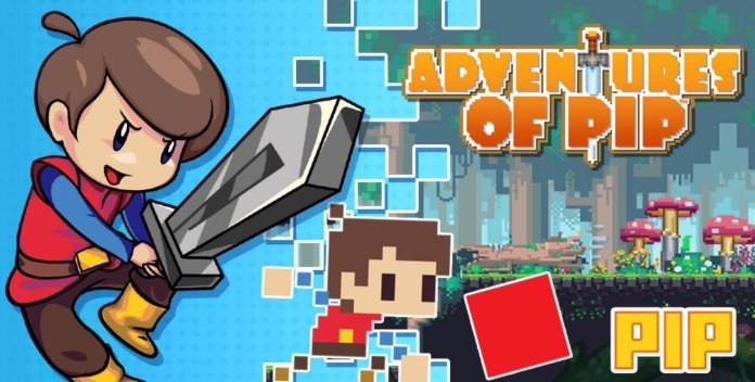 Adventures of Pip tem sua data de lançamento revelada no Switch