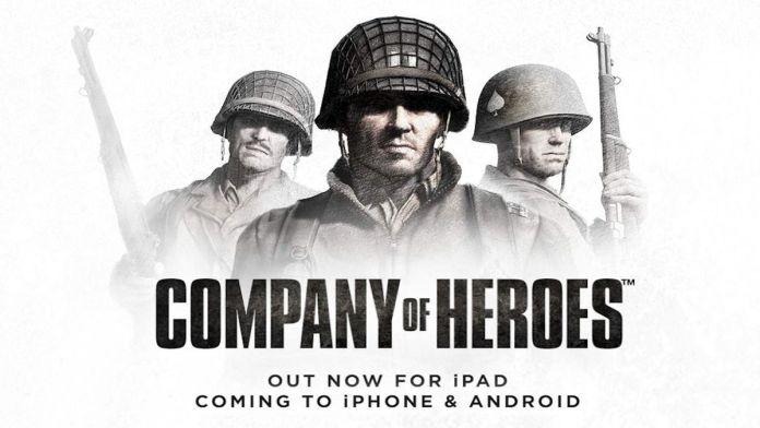 Company of Heroes: Jogo chega ao Android e ao Iphone em setembro