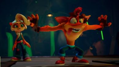 Crash Bandicoot 4: It's About Time: Ganha trailer inédito e novos modos