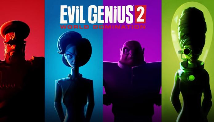 Evil Genius 2: World Domination é adiado para 2021