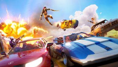 Fortnite: Novos carros chegam para detonar no jogo