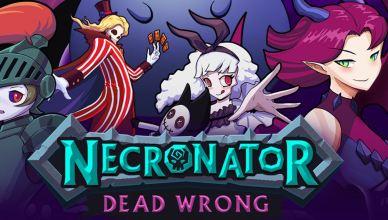 Primeiras impressões de Necronator: Dead Wrong no PC