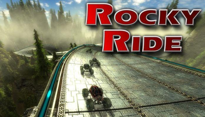 Primeiras impressões Rocky Ride, uma corrida suspensa com monster trucks
