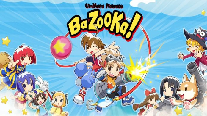 Umihara Kawase BaZooKa!: ININ Games anuncia jogo para Nintendo Switch