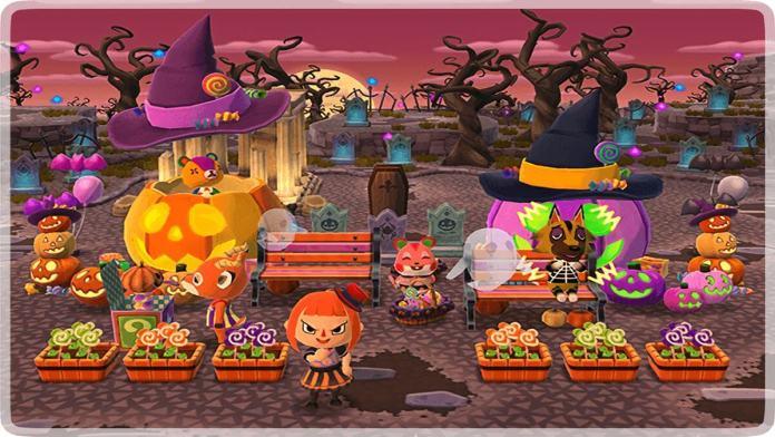 Animal Crossing: Anunciada grande atualização de Halloween
