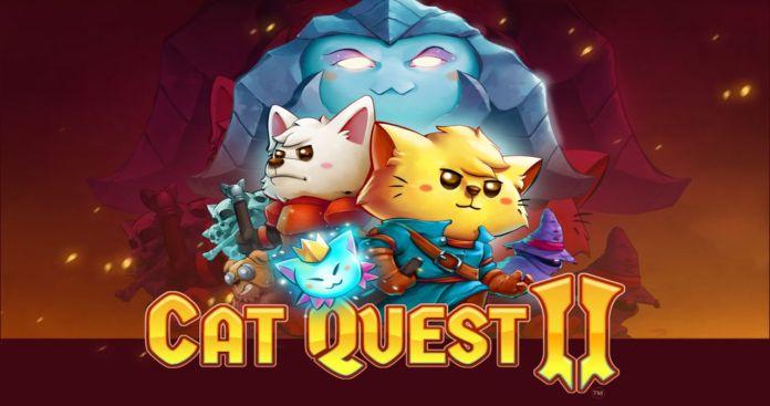 CAT QUEST II Review - Uma Amizade Improvável - PC