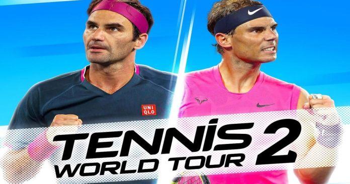 Tennis World Tour 2 será lançado em 24 de setembro