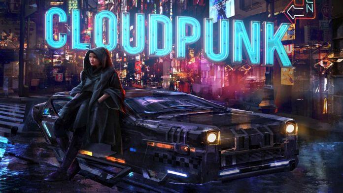 'Cloudpunk' chegará dia 15 de outubro ao Nintendo Switch