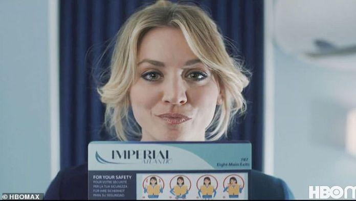 The Flight Attendant: Kaley Cuoco estrela trailer em nova série da HBO Max