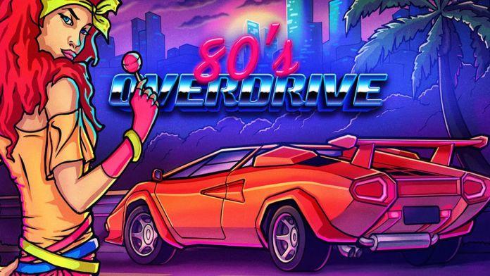 '80's OVERDRIVE' já disponível no Nintendo Switch