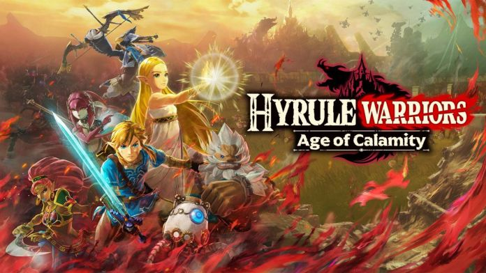 Hyrule Warriors: Age of Calamity - Preview - Nintendo Switch