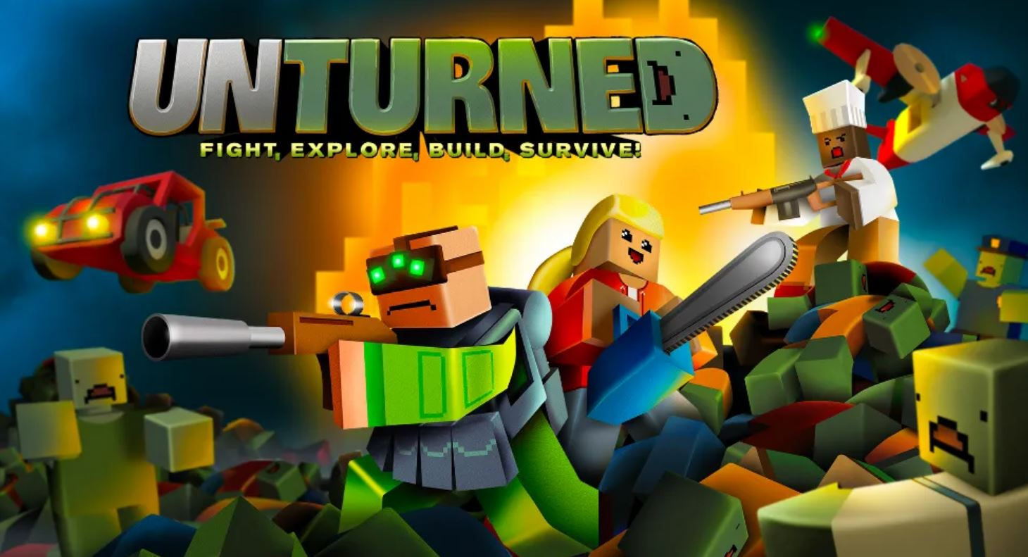 Review de Unturned — PS4