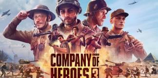 Company of Heroes 3 tem pré-alfa liberado para PC