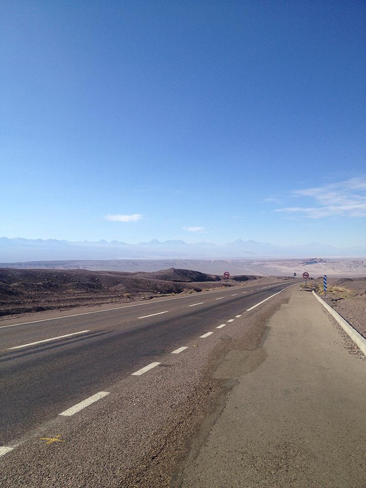 Atacama estrada