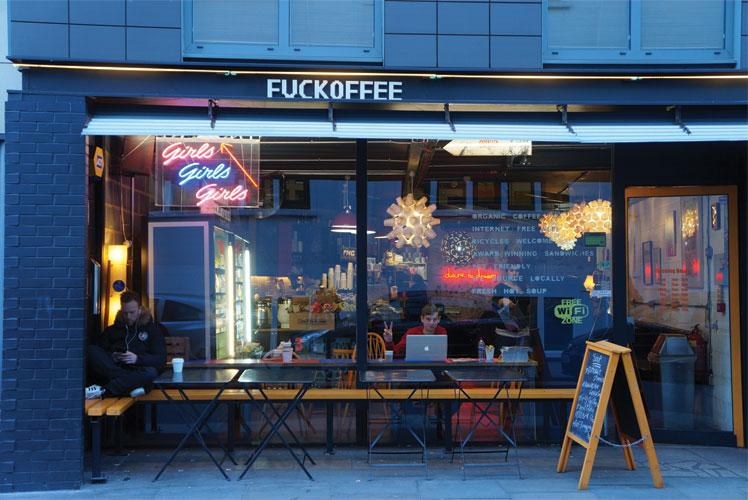 fuckcoffee londres