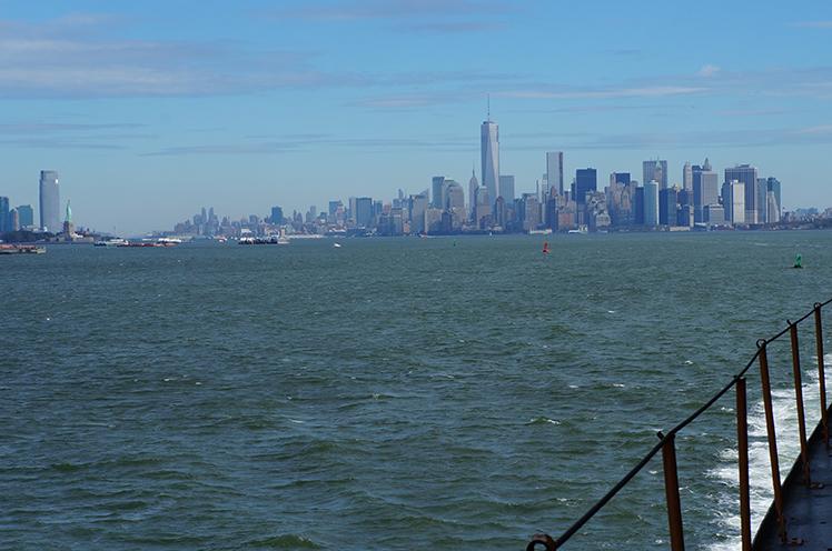 NYC State Island Ferry