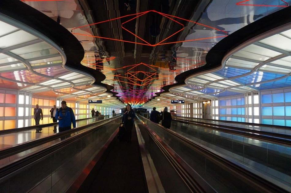 Aeroporto Internacional O'Hare - Chicago