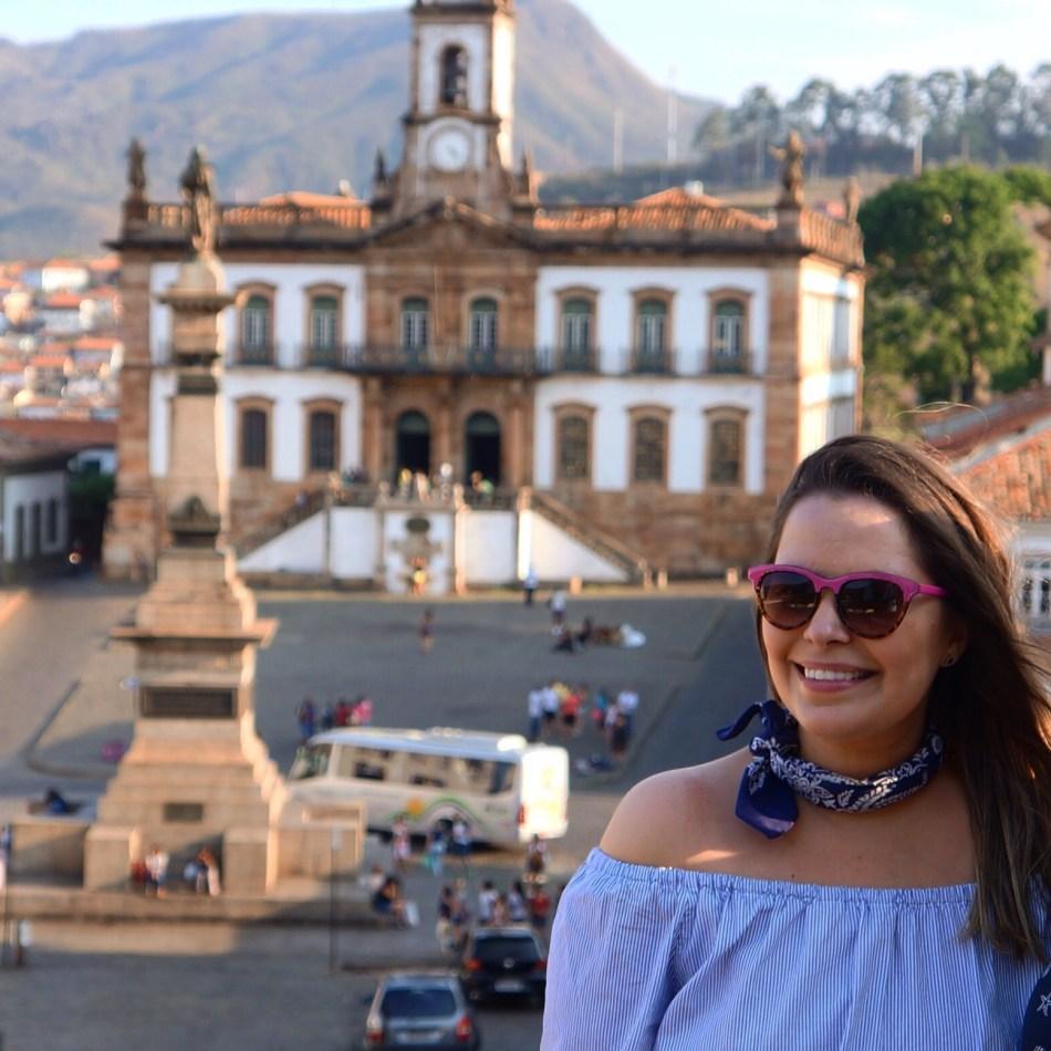 Capa Ouro Preto - MG