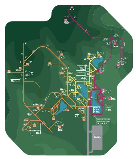 Inhotim mapa