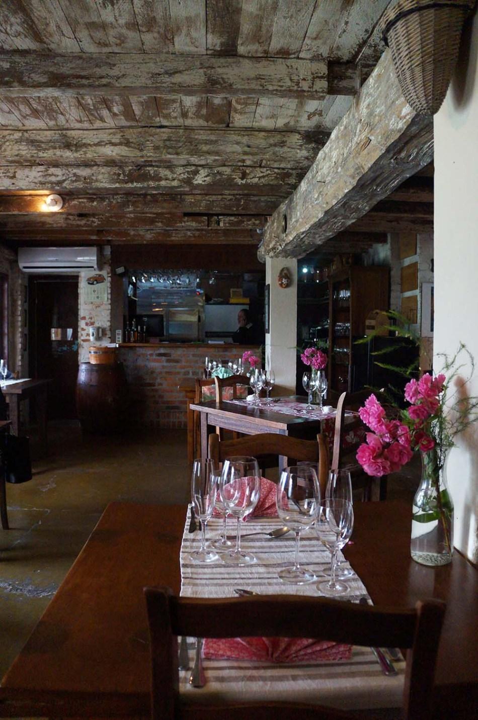 Vale dos Vinhedos - Restaurante Valle Rústico