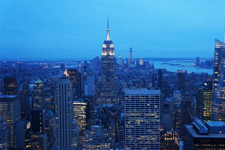 Capa Estados Unidos | Nova York