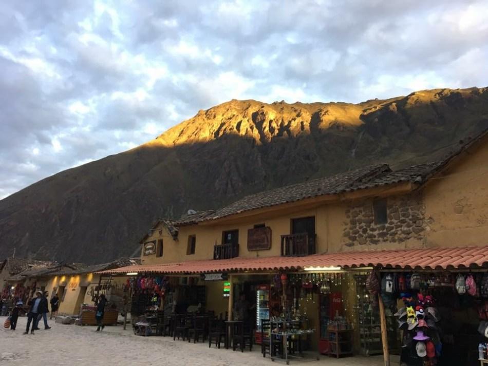 Ollantaytambo | Arquivo pessoal