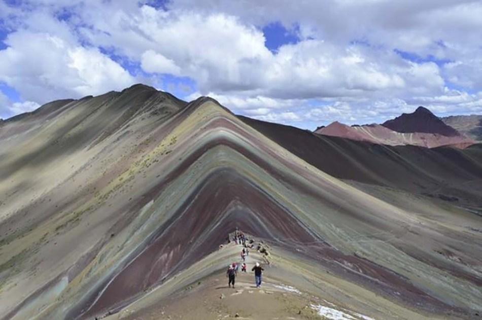 Montanha das 7 cores | Arquivo pessoal