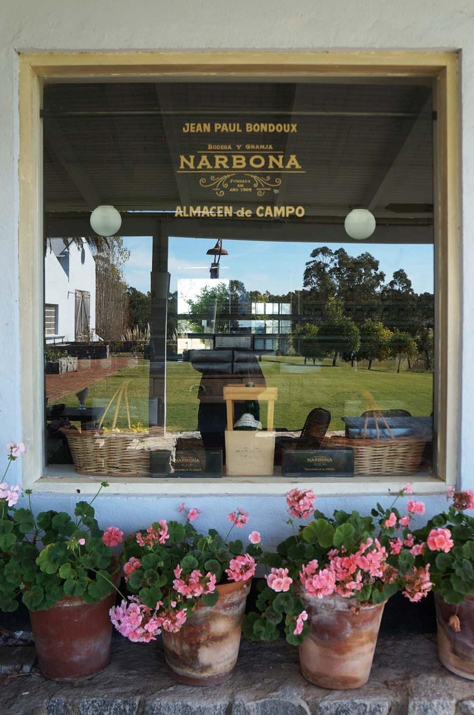 Narbona, La Barra - Uruguai