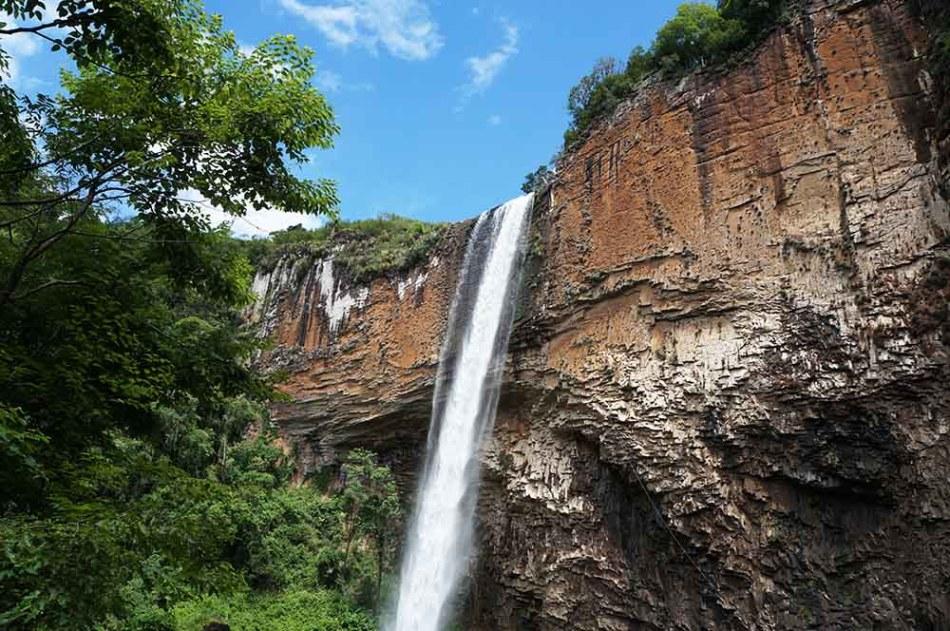 Cascata Chavasqueiro - Rolante - Rio Grande do Sul